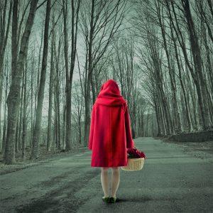 """הדרך לארץ הא""""ס - כיפה אדומה"""