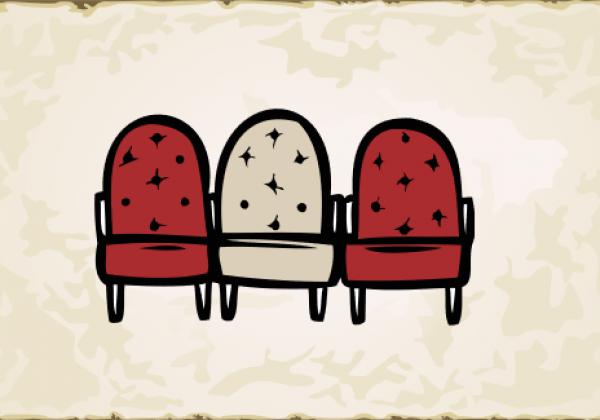 כיסאות מוזיקליים – משחוק ישיבות